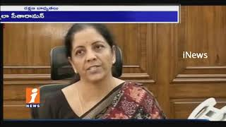 Nirmala Sitharaman Takes Charge As Defense Minister of India | iNews