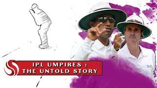 Sportswallah Stories - IPL Umpires- The Untold Story