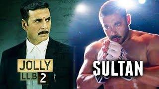 Akshay Kumar's Jolly LLB 2 BEATS Salman Khan's Sultan - Highest TV Ratings Of 2017