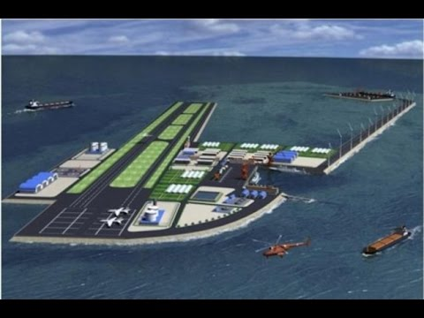 China 'Building Runway in Disputed South China Sea island' News Video