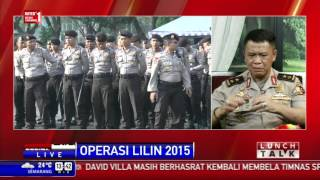 Lunch Talk: Operasi Lilin 2015 #3