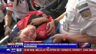 PT KAI Siapkan Posko Informasi Terkait Tabrakan KRL