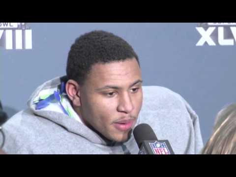 Super Bowl MVP Malcolm Smith on Big Interception News Video