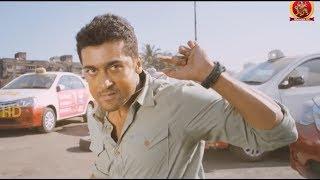 Surya Returns As Raju Bhai - Stunning Fight Scene - Surya Movie Scenes