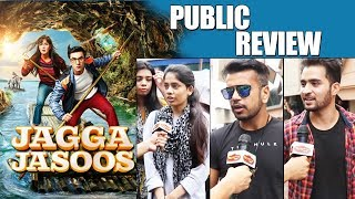Jagga Jasoos PUBLIC REVIEW - Ranbir Kapoor, Katrina Kaif - HIT Or FLOP?