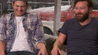 Kutcher's Groin-punching Tips - News Video