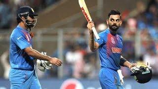 Virat Kohli Named Captain of ICC World T20 XI, Ashish Nehra Makes Playing XI - Sports News Video