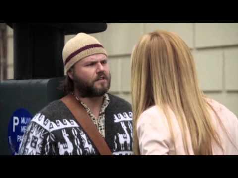Deeley Shows Acting Chops in Hulu's 'Deadbeat' News Video