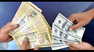 Markets: Rupee gains six paise against dollar