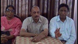 नप अध्यक्ष पवन गुप्ता के समर्थन में कांग्रेस पार्षद, किया बड़ा ऐलान