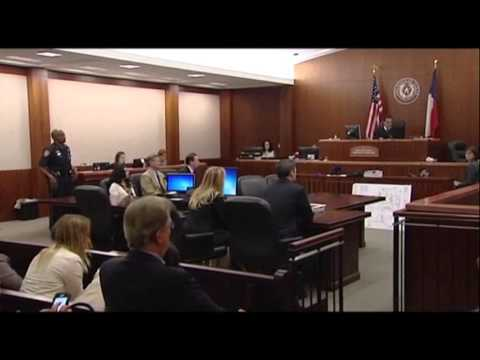 Texas Woman Convicted in Stiletto Shoe Killing News Video