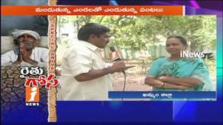 Khammam Agriculture Joint Director Jhansi Laxmi Kumari Face To Face On Duplicate Seeds | iNews