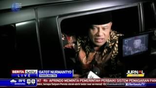 Panglima TNI Apresiasi Calon Kapolri Pilihan Presiden Jokowi