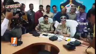 City Police Busted Rajasthan Thieves Gang In Hyderabad   Be Careful   iNews