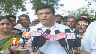 Govt Will Take Care Of Kidney Diseases Victims in Bethampudi | Jalagam Venkat Rao | iNews