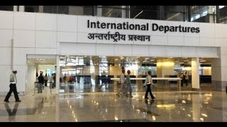 Security beefed up at IGI Airport after a bomb scare