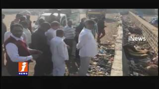 Mayor Bonthu Rammohan Padayatra At gudimalkapur On Swachh Sarvekshan   Hydarabad   iNews
