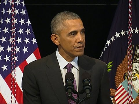 Obama- 'We Don't Take This Work Lightly' News Video