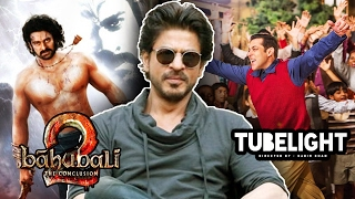 Shahrukh Khan's CAMEO In TUBELIGHT & BAAHUBALI 2 In 2017