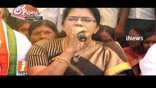 Secrets Behind Killi Kruparani And Kondru Murali To Quits AP Congress Party? | Loguttu | iNews