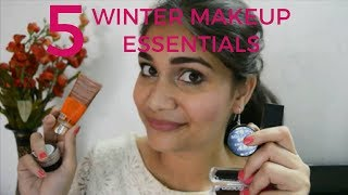 Affordable Winter Makeup Essentials for Glowing Fresh Skin | Nidhi Katiyar
