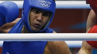Indian Boxers Off to Poor Start at Asian Olympic Qualifiers - Sports News Video