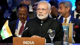 PM Modi at ASEAN Summit- India supports rules-based security architecture