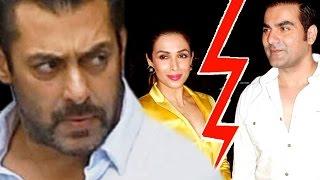 Salman Khan fails to STOP Arbaaz Khan & Malaika Arora Khan's DIVORCE