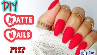 DIY Matte Nail Polish - worth ?| Cheapest Nail Polish in India - Stay Quirky | JSuper Kaur
