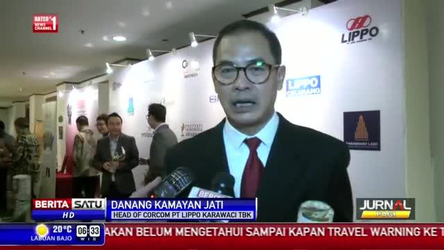 Holland Project Meraih Penghargaan di Property Indonesia Award 2015