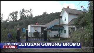 Letusan Bromo Ganggu Penerbangan Udara