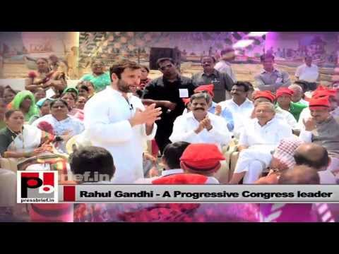 Rahul Gandhi-  A Leader for the masses by the masses