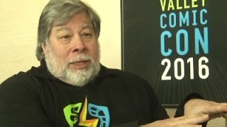 Apple Co-founder Starts Silicon Valley Comic Con News Video