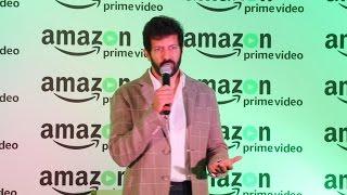 Amazon India & Kabir Khan Announce New Amazon Original Series For India