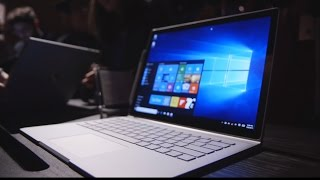 Microsoft's Surface Book hands-on