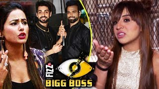 Benafsha REACTION On Hina Khan INSULTING Khatron Ke Khiladi Rithvik And Karan Wahi - Bigg Boss 11