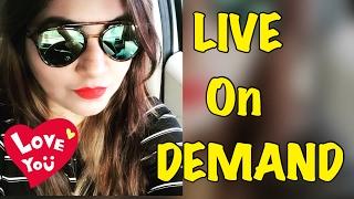 Live on Demand