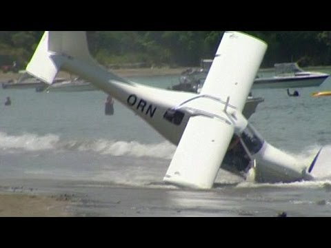 Plane crash compilation - Flugzeugabsturz aircraft accidents - aeroplane crash - funny video