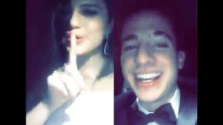 WATCH: Selena Gomez & Charlie Puth Get Super FLIRTY After Golden Globes
