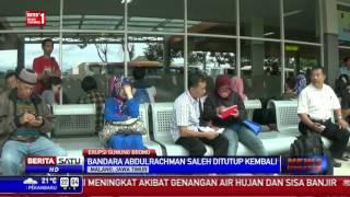 Bandara Abdulrachman Saleh Malang Ditutup Kembali