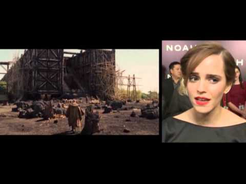 'Noah' Stars Talk 'irrational Criticism' in NY News Video