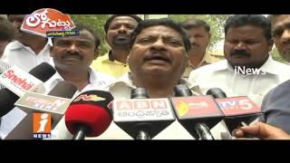 Why Chittoor District TDP Leader Fires On CM Chandrababu?   Loguttu   News