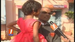 Child Found Safe After Kidnapping | Kidnappers Arrest By Palamuru Police | iNews