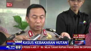 Polisi Tetapkan 279 Tersangka Kasus Kebakaran Hutan