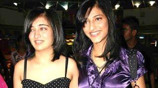 Shruti Haasan Wished Her Sister Akshara a Warm Birthday | Vscoop