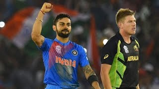 Virat Kohli named captain of ICC's Team of the Tournament