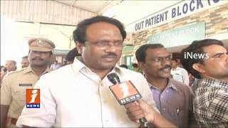 Laxma Reddy Face to Face with iNews on New District Formation | iNews