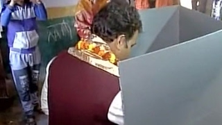 Voting underway for 73 assembly seats in UP