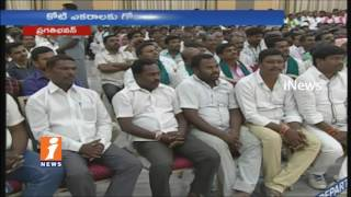 CM KCR Excellent Speech On Farmers In Pragathi Bhavan | Farmers Thanking To KCR | iNews