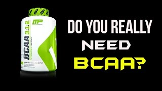 This BCAA Info will BLOW YOUR MIND!!! Do You really need BCAAs - PART 2